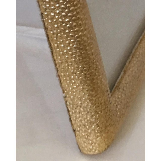 Gold Shagreen Picture Frame - Image 6 of 7
