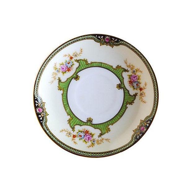 Vintage Floral Tea Cups & Saucers - Set of 6 - Image 2 of 6