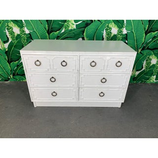 Faux Bamboo Double Dresser by Omega Preview