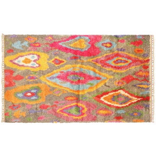 "Turkish Tulu Rug - 5'1"" X 8'7"""