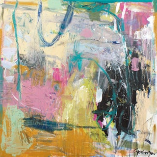 """""""Keeper"""" Original Abstract Painting"""