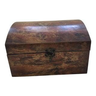 Antique Decorative Wooden Box