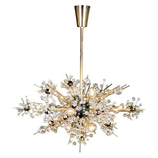 """Metropolitan"" Chandelier by Hans Harald Rath For Sale"