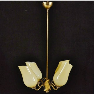 Chandelier in Paavo Tynell Style Preview