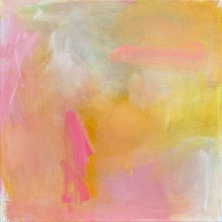 """""""High Spirits"""" by Trixie Pitts Abstract Expressionist Oil Painting For Sale"""