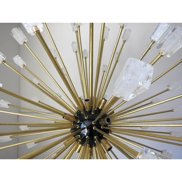 Early 21st Century Ice Cubes Sputnik Chandelier by Fabio Ltd For Sale - Image 5 of 6