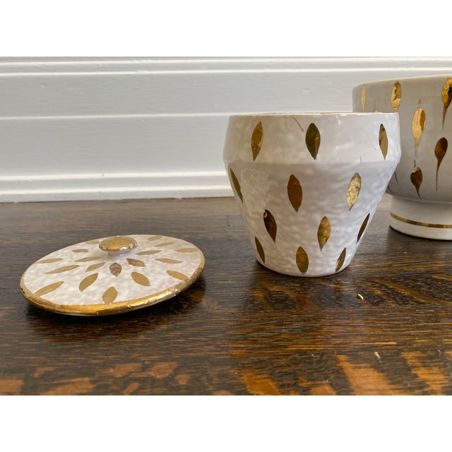 Bitossi Bitossi Italian Mid Century Modern Bowls - a Pair For Sale - Image 4 of 7