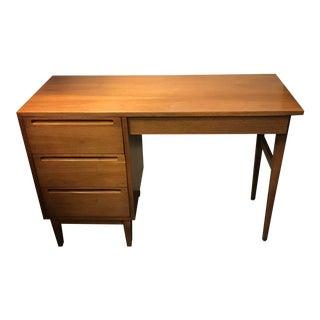 1960s Vintage Mid-Century Modern Desk