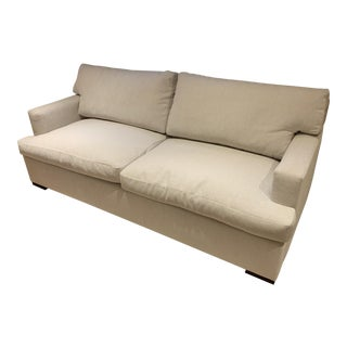 Contemporary A. Rudin Sleeper Sofa For Sale