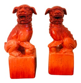 Image of Dog Bookends