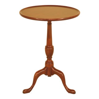 Henkel Harris Model 5607 Dish Top Cherry Table