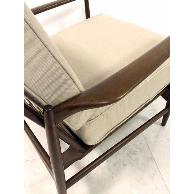 Kofod Larsen for Selig Vintage Danish Lounge Chair - Image 6 of 10