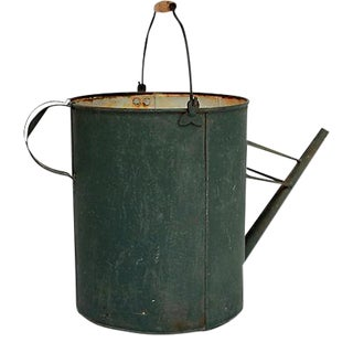 Vintage Large Watering Can For Sale