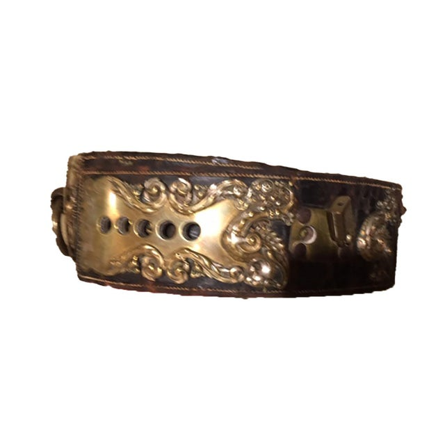 French 19th Century Dog Collar For Sale - Image 3 of 11