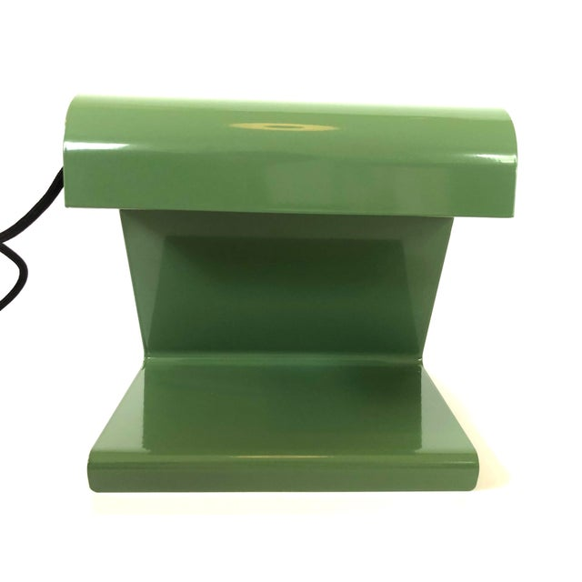 New in box and all contents. Wired for UK COLOR: INDUSTRIAL GREEN Following the success in 2011 of the Prouvé RAW...