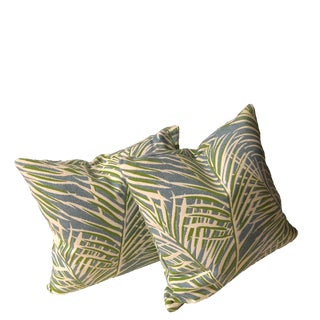 Boho Chic Pillows - a Pair