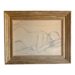 1960s Figurative Painting For Sale