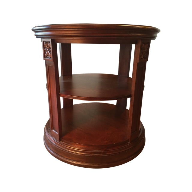 Ethan Allen Library Table - Image 1 of 4