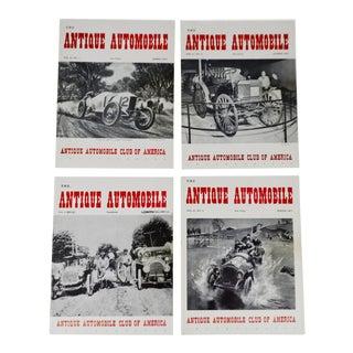 Antique Automobile Club Magazines - 1957 Full Year