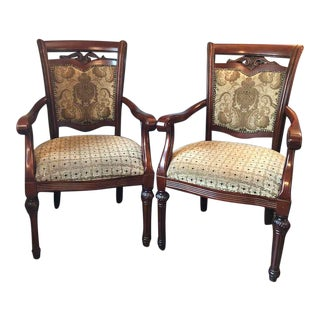 Pair of Vintage Chair For Sale