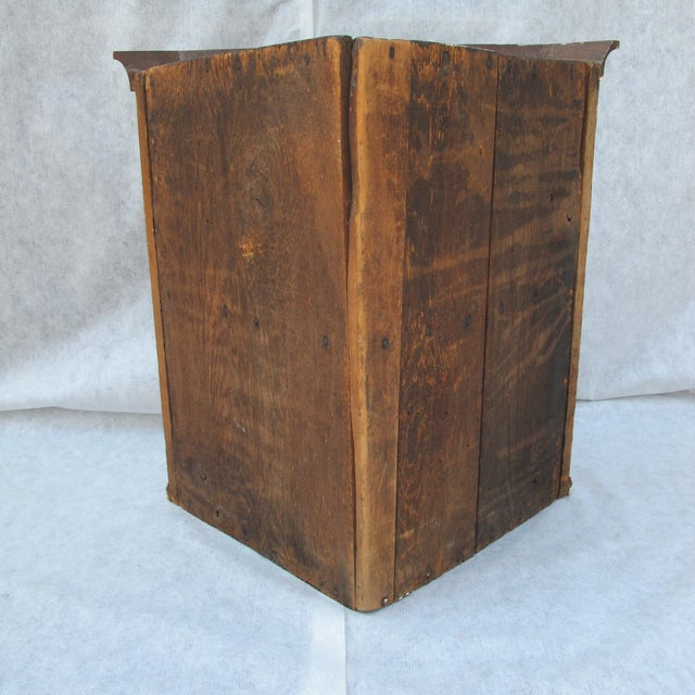 Cherry Wood Corner Cupboard - Image 5 of 11