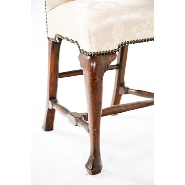 Brown 19th Century George I Period Side Chair For Sale - Image 8 of 9