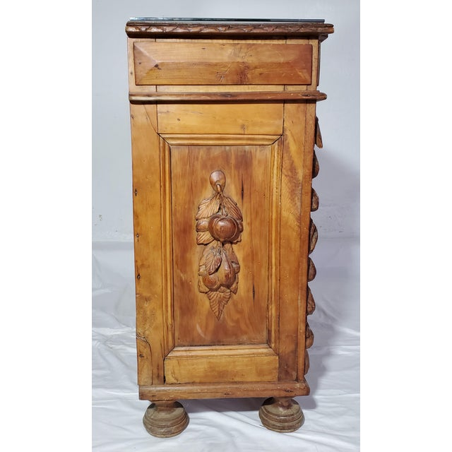 French Provincial 19th Century French Provincial Fruitwood Buffet For Sale - Image 3 of 7