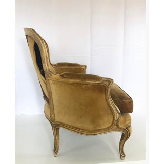 Early 19th Century French Berger Shield Back Arm Chair Preview