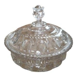 King's Crown Covered Dish For Sale