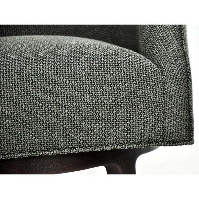 Dunbar Swivel Lounge Chairs by Edward Wormley - Image 7 of 9