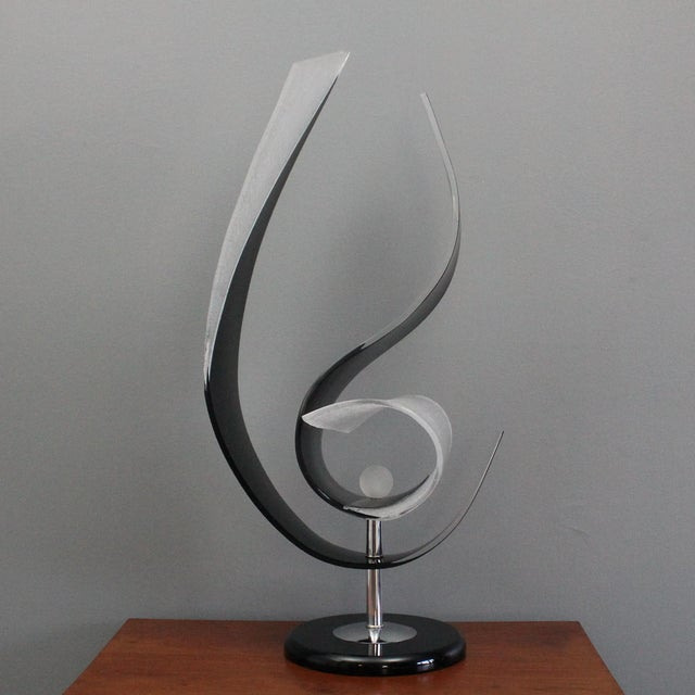 Shlomi Haziza Signed Modern Art Sculpture - Image 8 of 8