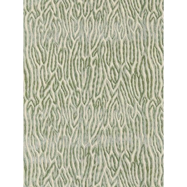 Transitional Scalamandre Faux Bois Velvet, Dusk Fabric For Sale - Image 3 of 3