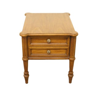 20th Century Italian Drexel Adano Collection End Table For Sale