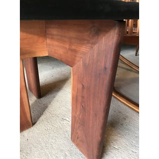 Adrian Pearsall Walnut Slate SideTables Craft Associates Preview