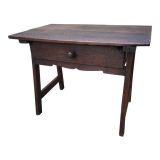 18th Century Spanish Side or Coffee Table For Sale