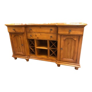 Stanley Furniture Buffet Cabinet For Sale