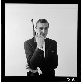 """Sean Connery """"From Russia With Love"""" 1963 (11x14 Photo) For Sale"""