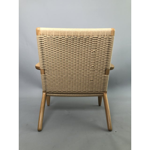 2010s Wegner Easy Chair For Sale - Image 5 of 9