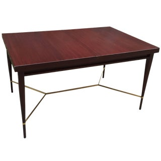 Paul McCobb Calvin Irwin Collection Dining Table For Sale