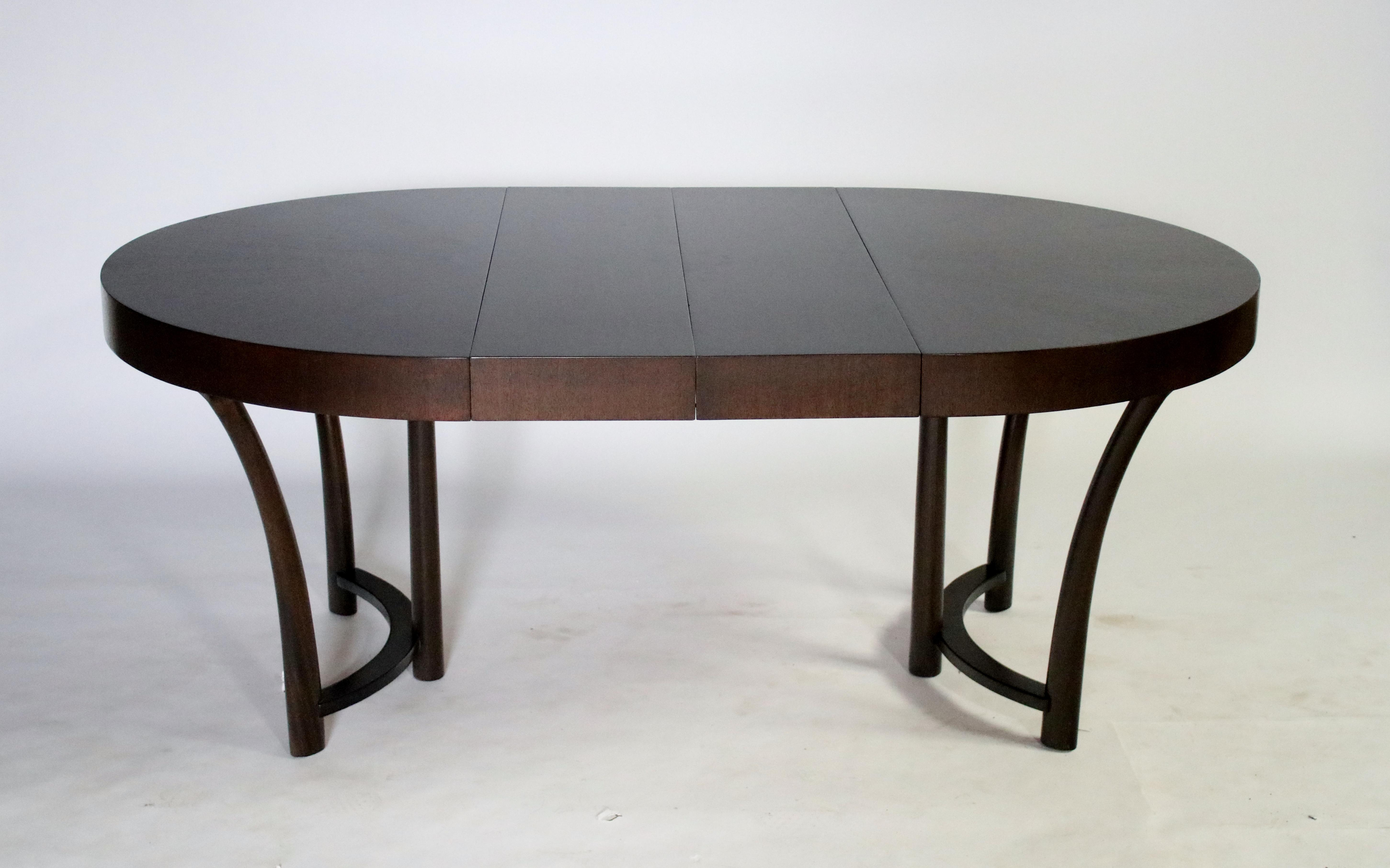 Merveilleux T.h. Robsjohn Gibbings Expandable Dining Table For Sale In Chicago   Image  6 Of 9
