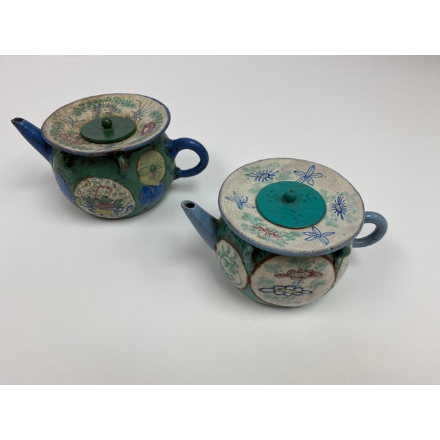Antique Chinese Oil Jars - a Pair For Sale - Image 12 of 12