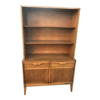 Basic Witz Mid Century Hutch For Sale