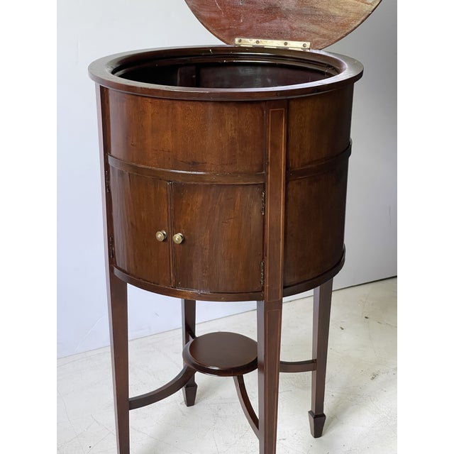 19th Century English Georgian Side Table For Sale - Image 11 of 13