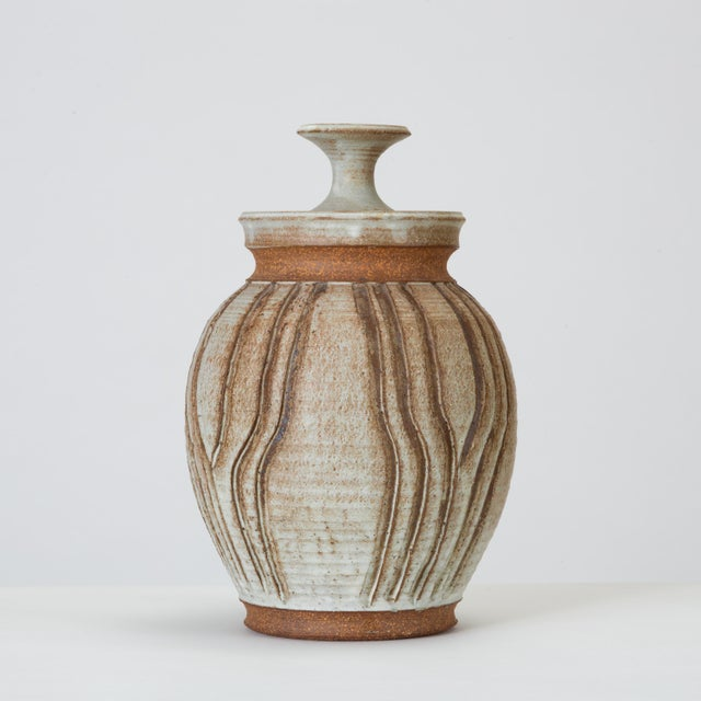 Don Jennings, a prominent local ceramicist based in Orange County, California, worked as an instructor and artist...