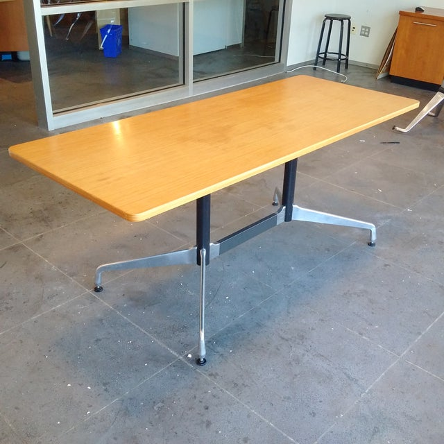 Eames Table in Ash - Image 2 of 6