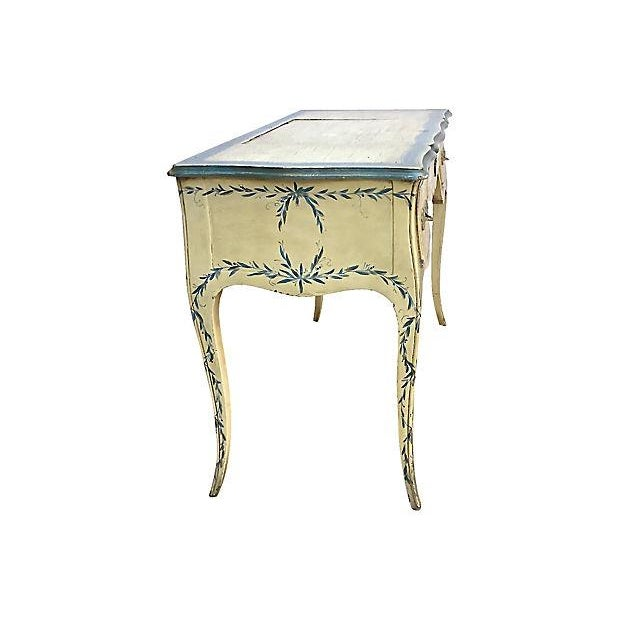 Widdicomb Hand-Painted Vanity For Sale - Image 5 of 8