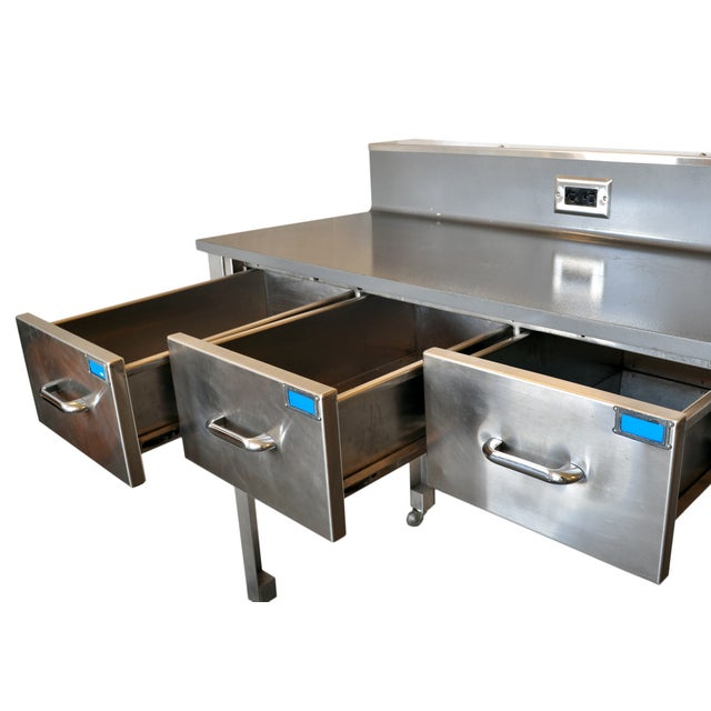 Medical Workbench with 3 Drawers - Image 4 of 6