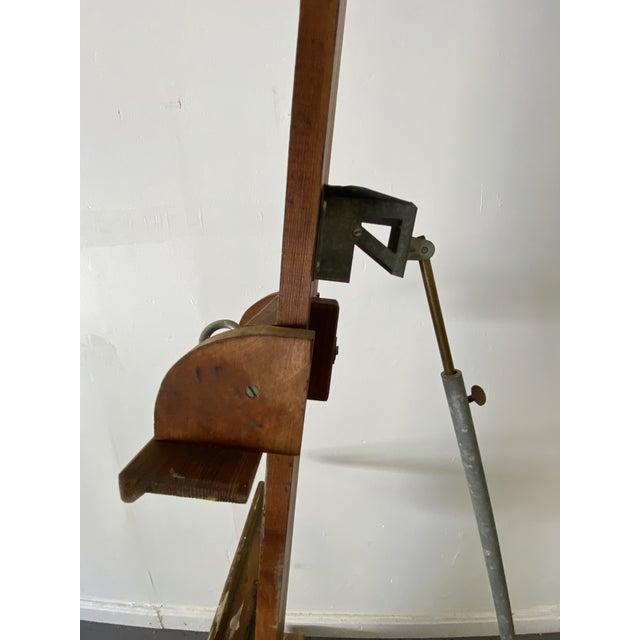 1960s 1960s Artist Easel For Sale - Image 5 of 11