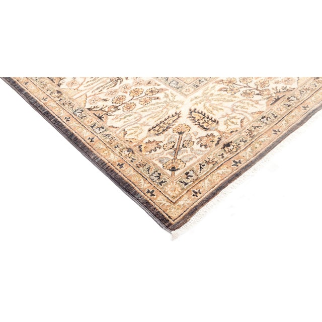 "Oushak Hand Knotted Area Rug - 8' 0"" X 9' 7"" - Image 2 of 4"