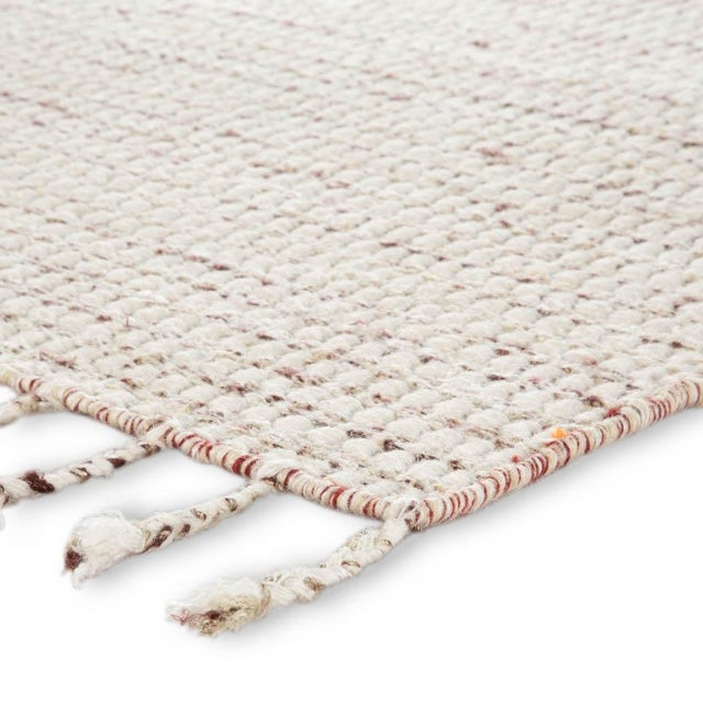An eco-friendly flatweave made of fine quality wool and recycled sari silk, the Tamil Perkins rug brings one-of-a-kind...